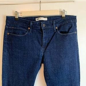 Women's Levi's Cropped Jeans